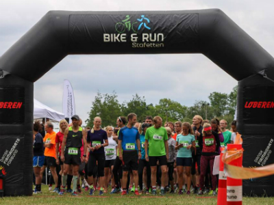 Tilmeld dit hold HER - Bike and Run 2019